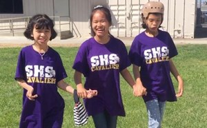 A Cavalier Welcome at Santiago High School! - article thumnail image